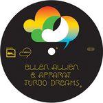 ALLIEN, Ellen/APPARAT - Turbo Dreams (Front Cover)