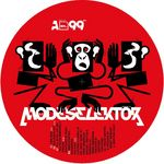 MODESELEKTOR - Turn Deaf (Front Cover)