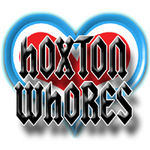 HOXTON WHORES - Pop The Lights (Front Cover)