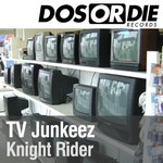 TV JUNKEEZ - Knight Rider (Front Cover)