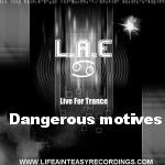 PITCH BLACK - Dangerous Motives (Front Cover)