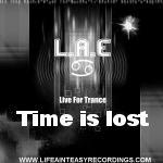 PLATONIC - Time Is Lost (Front Cover)