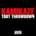 KAMIKAZE - Tdot Throwdown (Front Cover)