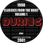 DURIEZ, David - Classics From The Vault Vol 1 (Front Cover)