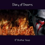 DIARY OF DREAMS - O' Brother Sleep (Front Cover)