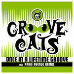 GROOVE CATS - Once In A Lifetime Groove (Front Cover)