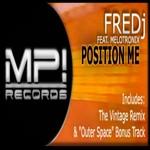 FREDJ feat MELOTRONIX - Position Me (Front Cover)