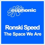 RONSKI SPEED - The Space We Are (Front Cover)
