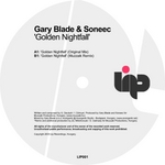 BLADE, Gary/SONEEC - Golden Nightfall (Front Cover)