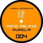 ABLAZE, Rene - Aurelia (Front Cover)