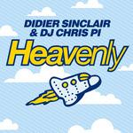 SINCLAIR, Didier/DJ CHRIS PI - Heavenly (Front Cover)