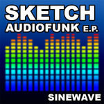 SKETCH - Audiofunk (Front Cover)