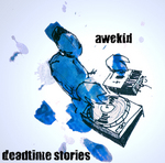 AWEKID - Deadtime Stories (Front Cover)