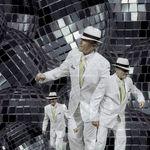 AUSTEN, Louie - Disco Dancer (Front Cover)