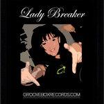 LADY BREAKER - 8-Bit Felon (Back Cover)
