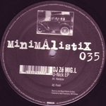 DJ ZE MIG L - U Nick EP (Front Cover)