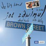 ZAWINUL, Joe - Brown Street (Front Cover)