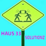 HAUS 33 - Solutionz (Front Cover)