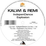 KALWI/REMI - Independance (Front Cover)