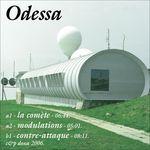 ODESSA - Odessa (Front Cover)