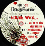 DARKFORM - House Was (Back Cover)