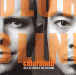 COLORBLIND ALL STARS - Colorblind (Front Cover)