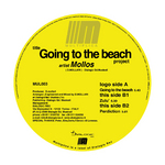 MOLLOS - Going To The Beach EP (Front Cover)