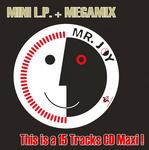 MR JOY - Mini LP (Front Cover)