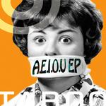 DIS, Chris/ROLAND VAN DEN TOORN - AEIOU EP (Front Cover)