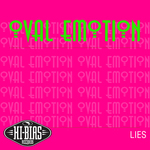 OVAL EMOTION - Lies (Front Cover)