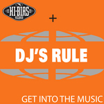 DJ'S RULE - Get Into The Music (Front Cover)