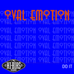 OVAL EMOTION - Do It (Front Cover)