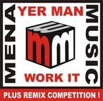 YER MAN - Work It (Front Cover)