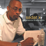 SADAT X - Experience & Education (Front Cover)