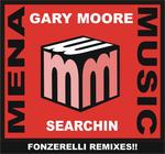 MOOR, Gary - Searchin (Front Cover)