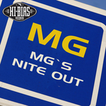 MG - MG's Nite Out EP (Front Cover)