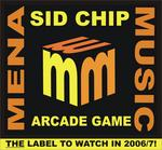 CHIP, Sid - Arcade Game (Front Cover)