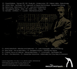 VARIOUS - A Tribute To Robert Moog (Back Cover)