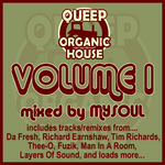 MYSOUL/VARIOUS - Queep Organic House Volume 1 (Front Cover)