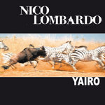 LOMBARDO, Nico - Yairo (Grooveshot mix) (Front Cover)