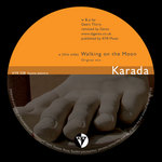 KARADA - Walking On The Moon (Front Cover)