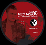 GENIX - Red Vision (Front Cover)