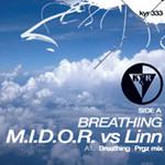 MIDOR vs LINN - Breathing (Front Cover)