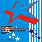 CHARLIE FANCLUB - Pleasureville 01 EP (Back Cover)
