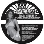 DJ KAMIKAZE - Bag Of Mischief EP (Front Cover)