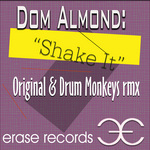 ALMOND, Dom feat VANESSA - Shake It (Front Cover)