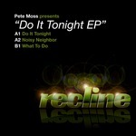 MOSS, Pete - Do It Tonight EP (Front Cover)