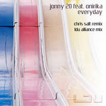 JONNY 20 feat ONIRIKA - Everyday (Front Cover)