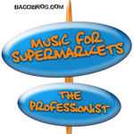 PROFESSIONIST, The - Music For Supermarkets (Front Cover)