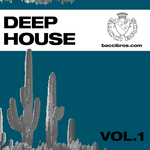 VARIOUS - Deep House Vol 1 (Front Cover)